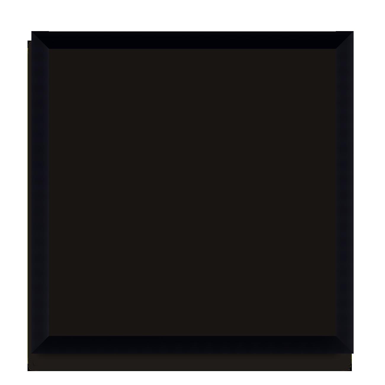 0497-0900 Kastenprofil schwarz Hochglanz   nordrahmen gmbh ...