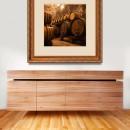 Modern wooden drawer